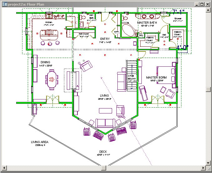 Home Architect file compatibilty with 3d home architect plans